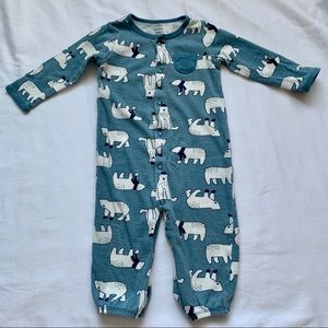 Carter's one piece bodysuit | size 9 MONTHS